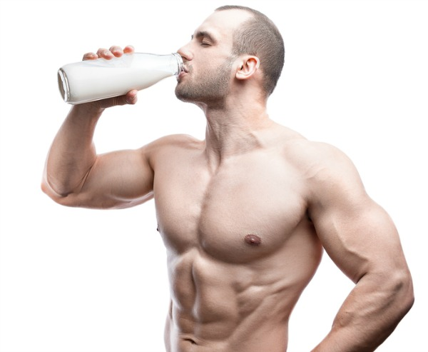 breast milk for body builders
