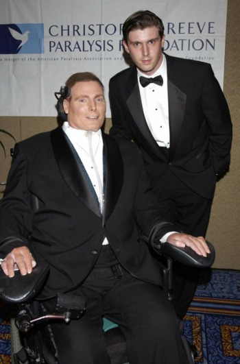 Christopher Reeve Matthew Reeve